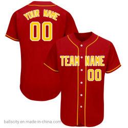 2019 a duré la conception de nouveaux modèle sport unisexe tee-shirts personnalisés Baseball Jerseys
