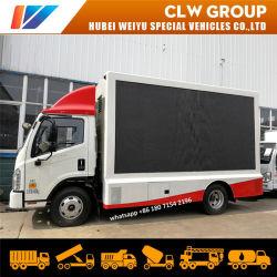 Hoge Helderheid 3 van China van de LEIDENE van Kanten P5 LEIDENE van de Reclame Vrachtwagen van het Aanplakbord Mobiele Vertoning