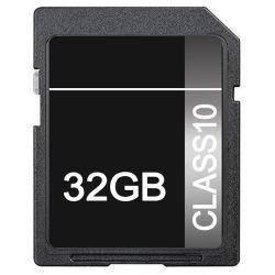 Venda por grosso de 32GB do cartão de memória SD para câmara de telemóvel Hc Cartões SD vídeo
