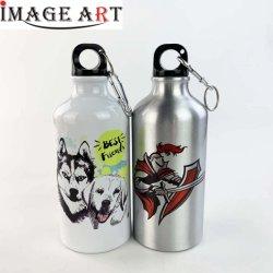 500ml Flessen van het Water van de Sport van het Aluminium van de sublimatie de Lege met de Dekking van de Schroef