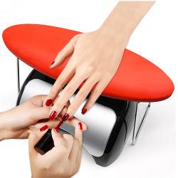 Le tapis de silicone Nail Art Hand Arm reste Nail oreiller salon de manucure pour l'accoudoir