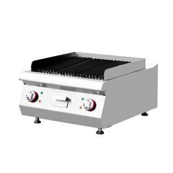 2019 La Chine Hotsale prix bon marché du matériel de cuisine en roche de lave de gaz Grill avec le Cabinet de la lave Rock Machine pour le commerce de gros