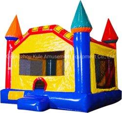 Aparelhos electrodomésticos PVC Mini inflável castelo insuflável para crianças