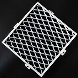 Uitgebreide Netwerk van de Kanten van de Decoratie van de bekleding het Dubbele Aluminium