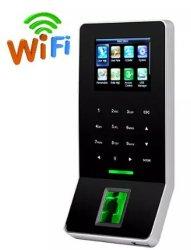 F22 de Hete Terminal van het Toegangsbeheer van de Kaart RFID van de Verkoop Biometrische Met WiFi