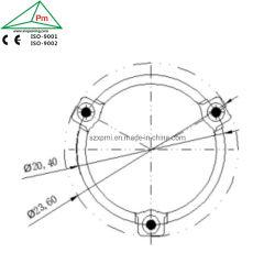 تخصيص السلسلة المحورية للتردد اللاسلكي لدوران الموجات الدقيقة ذات الفقدان المنخفض للإدخال 1880-2025 ميغاهرتز للسعة العسكرية والهندسية