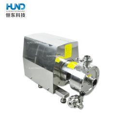 Pompa In Emulsione Omogenea Per Tubazioni Di Burro Per Uso Alimentare