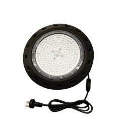 Luce industriale di stile semplice, nero 50 W/60 W/80 W/100 W/120 W/150 W/200 W/240 W/250 W/300 W/400 W/500 W, LED COB ad alta potenza