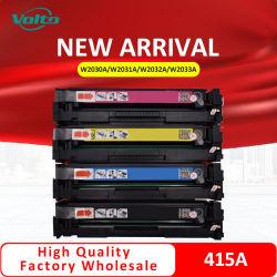 新しい到着HPプロM454 479のための互換性があるHP 415A一定W2030A W2031A W2032A W2033AのトナーカートリッジHP
