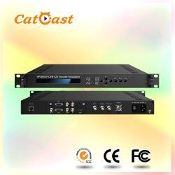 인공위성 상공 연결 (950-2150MHz)를 위한 HPS8403f DVB-S2X 인코더 변조기