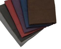 Bed Sheet Set-100% Egyptisch Katoen 1200 Thread Count Satan