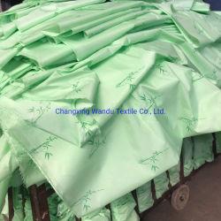 De Polyester van 100% verspreidt de Afgedrukte Stof van het Af:drukken van het Bamboe