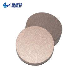 Ligas de tungsténio cobre inserir como soldagem