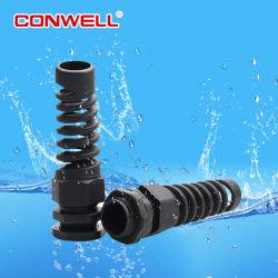 Beständige elektrische Geräten-Gummidurchführungsring-Spirale-Hochtemperaturkabelmuffen
