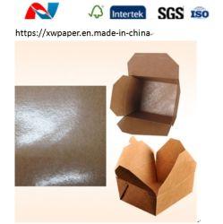 PE simple/doble papel Kraft recubierto de papel Woodfree/.