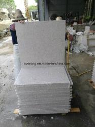 La pierre naturelle Pearl White Granite Tile pour comptoir, des plinthes, revêtement mural &Flooring