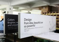 Bekanntmachen Gewebe-des LED Backlit Bilderrahmen-Backlit hellen Kastens