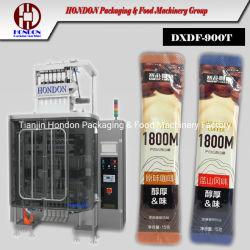 Автоматическая Multi Lane пакетик кофе Memory Stick Pack упаковочные машины