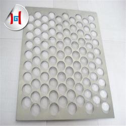 5X10 4*8FT 304枚の304L穴があいた装飾的なステンレス鋼シート