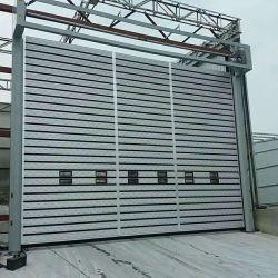 アルミニウム螺線形の速い圧延の機密保護のドア