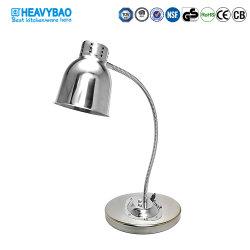 El Hotel Restaurante Heavybao equipamiento de cocina de alta calidad de alimentos Tabla de cabezal simple lámpara de calor