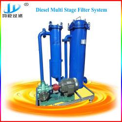 Système de filtre de purification de diesel utilisé pour les groupes électrogènes