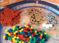 Adultos Custom-Made la exploración espacial juegos de mesa que incluyen desde tarjetas para tableros de ajedrez con piezas de ajedrez de madera