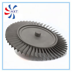 Níquel personalizados com base Super Ligas de disco da turbina para o setor aeroespacial motor