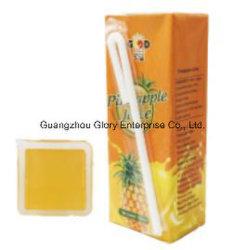 Caja de papel 250 ml de jugo de piña Natural