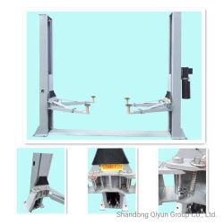 Две должности Auto подъемный стол автомобиле гидравлического подъемника электрические подъемники гаражное оборудование для хранения погрузчика неподвижной платформой система гидравлического подъемника с шарнирным механизмом подъема автомобиля