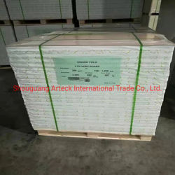 190GSM-400GSM Ningbo Fold fbb/C1/GC1/Ivory Board in ream/Roll Package from アプリケーションミル