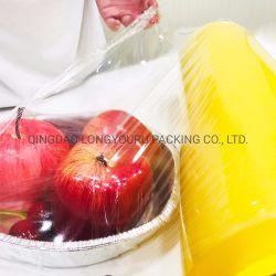 يموّن ب تمسّك فيلم/لفاف بلاستيكيّة لأنّ طعام