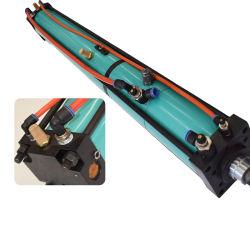 결말을 내는 기계를 위한 압축 공기를 넣은 액압 실린더 동력 장치