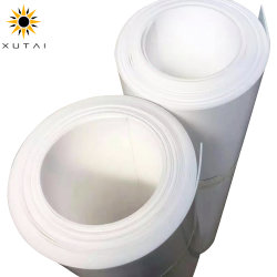 Il bianco spesso d'isolamento a temperatura elevata del Virgin della plastica 1mm ricicla il buon strato di PTFE