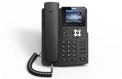 Поддержка 2 линии SIP Soho Fanvil X3s конференции SIP IP-телефона VoIP с 2.4 цветной экран