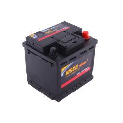 Jeje Europe standard DIN d'alimentation de puissance Visca usine 12V44AH 54459 voiture à partir de la batterie du FMC