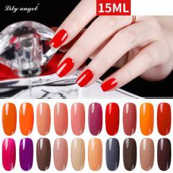 15ml desprenda Arte Cuidado de las uñas de gel de Polacos de belleza para mujeres
