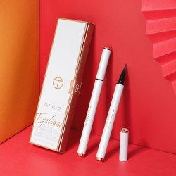 EL08 O. Due.:. Penna del Eyeliner ricamata nuovo Panjin colore della O, Rapido-Essiccamento una penna diMacchiatura impermeabile a forma di del Eyeliner