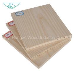 Gostavas de madeira contraplacada Cherry Maple Vidoeiro Ash Sapeli Teca tábua de madeira compensada de carvalho vermelho para mobiliário