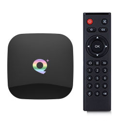 Android TV Box 4 Go de RAM Qplus Android Android TV Box TV Box