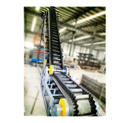 Shipin auf lager schneller Dispatchportable Edelstahl-Riemen verwendete Förderbänder geneigten Sand-/Gruben-/Steinzerkleinerungsmaschine-/Kohle-Verkaufs-zum Gummiförderband vorbereiten