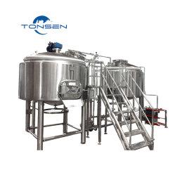 판매를 위한 2000L 맥주 양조 장비 맥주 양조 기계장치
