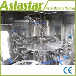 De volledig Automatische 3L 5L 8L 10L 15L Vloeibare Zuivere Minerale het Drinken het Vullen van de Was van het Sodawater Blazende Spoelende Bottelende het Afdekken Verzegelende Machine van de Verpakking van de Etikettering