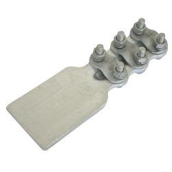 Tipo di rame d'ottone a buon mercato personalizzato collegamento terminale del morsetto di disegno