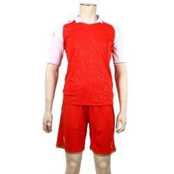 浮彫りになる印刷されるフットボールのスーツ一定の新しいデジタル