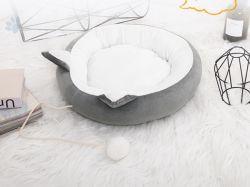 Пэт-кровать Cat кровати кровати собак постельные принадлежности Cat Дом Cat Cat подушки подушки Cat спальные кровати
