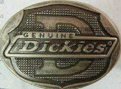 Poignée de commande Boucle de ceinture de médailles médaille avec finition plaquée de laiton