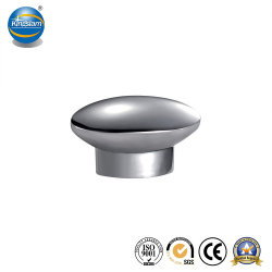 Les boutons de meubles en métal lit double face de boutons pour les couvercles de batterie de cuisine