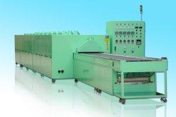 De industriële Ononderbroken Drogende Apparatuur van de Transportband van de Omloop van de Wind van de IR-verwarming