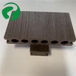 60%PE屋外WPCの材木の新しい合成の材木|木製のプラスチック合成の材木のボードかデッキボードまたはデッキのフロアーリング